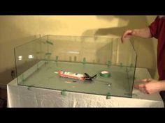 HOW TO: Build A Glass Aquarium - YouTube