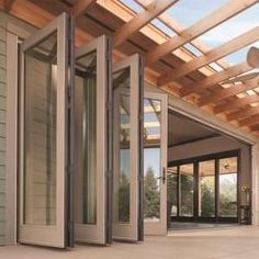 Andersenu0027s Architectural Line Of Folding Doors And Multi Sliding Doors  Enhances Our Product Offering As