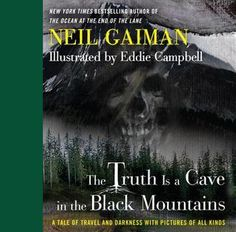 AUDIO CD FIC GAIMAN The Truth Is a Cave in the Black Mountains by Neil Gaiman