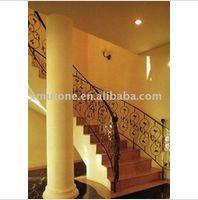 Indoor iron staircase - www.irondoor.cn