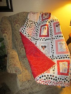Handmade We Love Nurses Throw Quilt  Great by TheQuiltedGrandma, $110.00