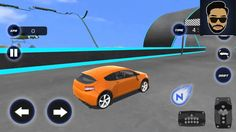 Extreme City GT Racing Stunt 2  (1080p) Android/İos Gameplay HD