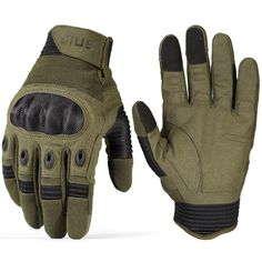 JIUSY Touch Screen Tactical Military Hard Knuckle Full Finger Gloves for Army Airsoft Paintball Shooting Combat Hunting Hiking Riding Motorcycle Cycling Bicycle Work Gear Green Size Small * Visit the image link more details. (This is an affiliate link) Hunting Gloves, Fishing Gloves, Tactical Gloves, Tactical Gear, Tactical Equipment, Tactical Backpack, Army Gears, Airsoft Gear, Paintball Gear