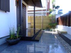 Bamboo Fence, My Works, My Design, Construction, Garden, Home Decor, Building, Garten, Lawn And Garden