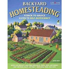 backyard homesteading