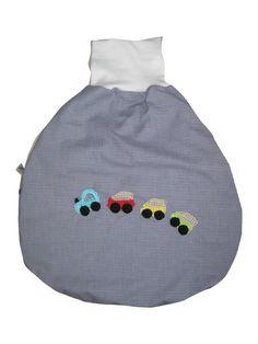 Pucksack -  Strampelsack  von Me Kinderkleidung auf DaWanda.com