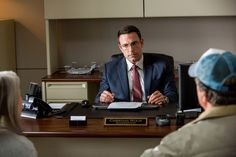 Affleck plays a math whiz with a secret life in an intriguing, action-fueled mystery story.