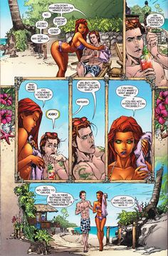 More Starfire from the same issue. This is rated T and up). Dc Comics Superheroes, Dc Comics Art, Marvel Dc Comics, Comics Girls, Comic Book Characters, Comic Character, Comic Books, Dc Memes, Marvel Memes