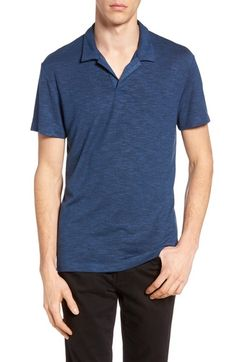 THEORY Willem Anemone Polo. #theory #cloth #
