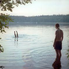 Damien Rudd Photography from Heavy water / Half asleep series