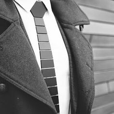The Hex tie .... the new era of sophistication