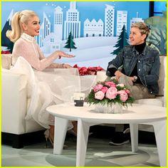 Gwen Stefani Talks About Moving In With Blake Shelton!