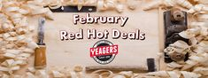 The February Red Hot Buys are here and are sure to please!