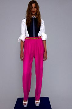 Céline Resort 2012 Collection Slideshow on Style.com