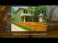 Add Beauty and Functionality to Your Home With Durable Wood #Fencing for Privacy in #Austin, #Texas