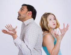 Seven relationship problems you should stop arguing about