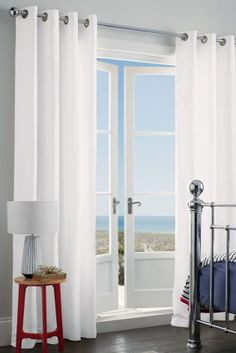 Desert Sand Cotton Blackout Eyelet Curtains Studio Collection By ...