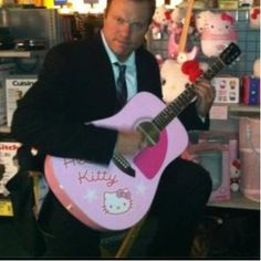 Adam Baldwin, Music Instruments, Guitar, Musical Instruments, Guitars