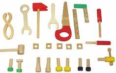 Дети деревянный многофункциональный инструмент комплект по уходу за деревянная игрушка детские комбинированная гайка образовательные игрушкикупить в магазине Candywood StoreнаAliExpress