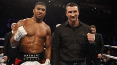 Is Anthony Joshua Ready To Beat Wladimir Klitschko? Anthony Joshua, Boxing, Beats, Brass Knuckles, Boxes