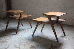 Delightful Drexel Profile John Van Koert Side Table (U.S.A., 1961) | Flickr - Photo Sharing!