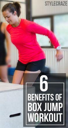 6 Amazing Benefits Of Box Jump Workout