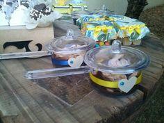 Chá de Panela/Cozinha - personalizados/lembrancinhas - Decoração- panelinhas