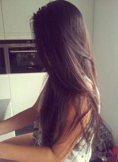 cabelo longo lindo