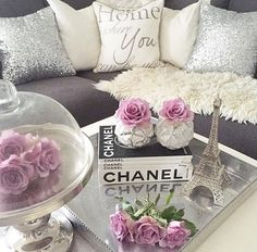39 Diva Den Home Interior Design 27 – Furniture Inspiration Furniture Inspiration, Room Inspiration, Home Living Room, Living Room Decor, Den Ideas, Room Ideas, Glam Bedroom, Woman Cave, Decorating Coffee Tables