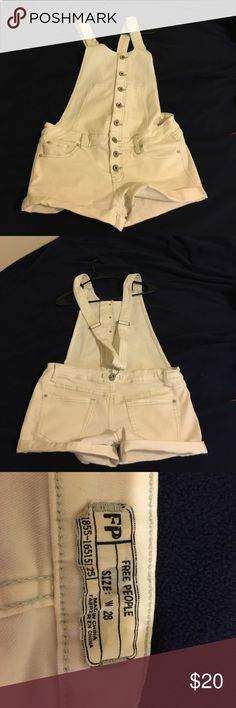 Free People Overalls Free People Overalls. Size W28. Free People Jeans Overalls