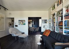 Byron Hall Apartment_Stephen Collier Architects 1200