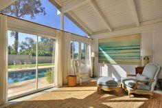 Real Estate Photography, Sun Room, San Luis Obispo, Santa Barbara, Windows, Live, Outdoor Decor, Home Decor, Homemade Home Decor