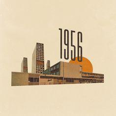 1956 - Mark Weaver  let's go back to the 50's. K?