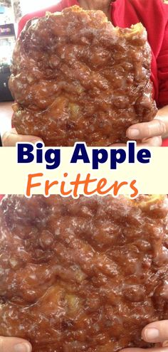 Apple bread is one of my favorite sweet bread in the whole wide world. There is just something special about a sweet big apple bread that gets my heart pounding. Maybe it's because it reminds me of the apple orchard I used to go to as a young girl. Apple Fritter Recipes, Apple Fritter Bread, Apple Dessert Recipes, Ww Desserts, Apple Fritters, Weight Watchers Desserts, Donut Recipes, Ww Recipes, Low Calorie Recipes