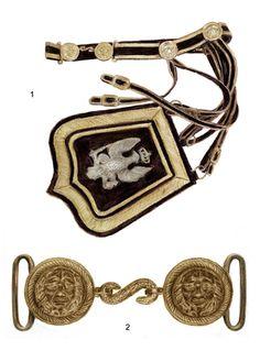 Szabeltas oficera 10p.jazdy-huzarów-Napoleon.org.pl - Huzarzy Księstwa Warszawskiego 1809-1813