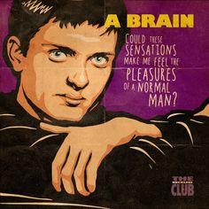 BILLY THE BUTCHER, brain-food: John Hughes 'The Reckless Club'...