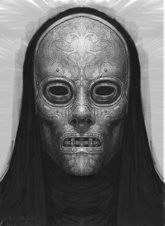 yearoftheknife: xombiedirge: Harry Potter Concept Art: Death Eaters byRob Bliss oh f-fuck */////*