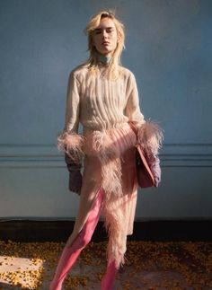 Harleth Kuusik, 'Some Kind of Wonderful' Vogue Australia 2017 by Sebastian Kim