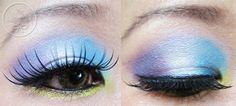 LaBelleMel: Elegant Masquerade Hair & Makeup Tutorial