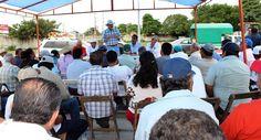 Refuerza SAGARPA apoyo a productores pecuarios   de la región del Istmo de Tehuantepec