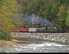 RailPictures.Net Photo: WVC 82 West Virginia Central Railroad EMD BL2 at Unknown, West Virginia by Nick McLean