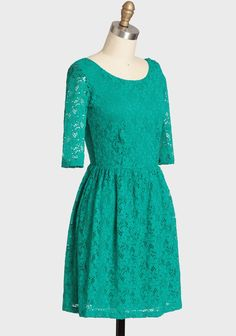 Lovely Encounters Lace Dress different colors...obviously