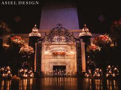 wrought iron pergola #AsielDesign - stunning!