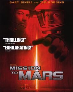 Mission to Mars ฝ่ามหันตภัยดาวมฤตยู