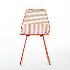 Farmhouse Chair Orange by Bend | Fab.com