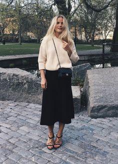 Joanna Fingal- Mayla-rocky skirt long