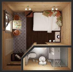 маленькие ванные комнаты фото