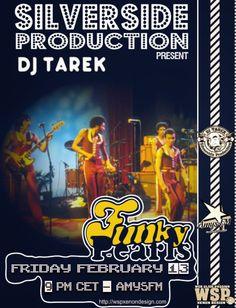 Funky Pearls #Since 1990: Tonight on Amysfm.com!!!!