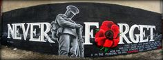 https://flic.kr/p/hw5iF1 | Street art Sheffield.. | Street art done for Remembrance Day in Sheffield. Seen on the end of the Yellow Arch Studios Burton Rd, jct Neepsend Lane, Harvest Lane and Burton Road. Done by the 'H21 Krew'..  Found YouTube video link now too - www.youtube.com/watch?v=Rs7wZQu4xG4