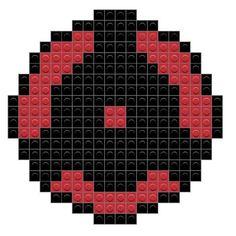 Designs – Page 100 – BRIK Pixel Art Naruto, Anime Pixel Art, Naruto Wallpaper Iphone, Modele Pixel Art, Pixel Art Grid, Pix Art, Pixel Art Templates, Minecraft Pixel Art, Iron Beads
